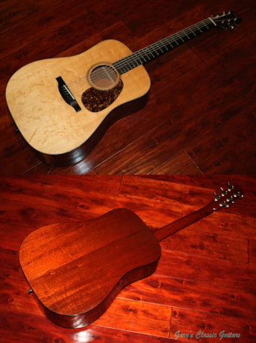 1998 Bourgeois Country Boy, Ricky Skaggs Model