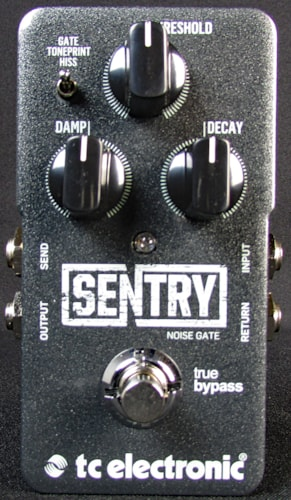 2016 TC Electronic Sentry Noise Gate