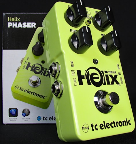 2016 TC Electronic Helix Phaser