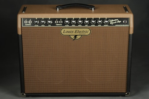 Louis Electric Vibrotone/Evertone Reverb - 2x10