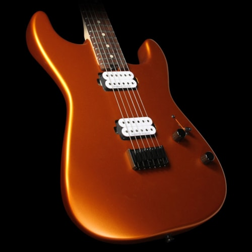 Charvel Used Charvel Pro Mod Series San Dimas 2H Hardtail Electric Guitar Satin Orange