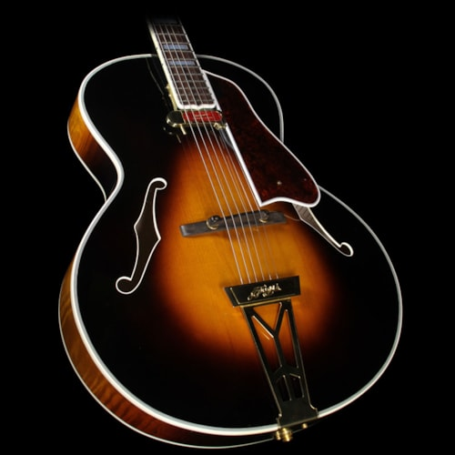 Triggs Used 2014 Triggs Custom Archtop Electric Guitar Sunburst