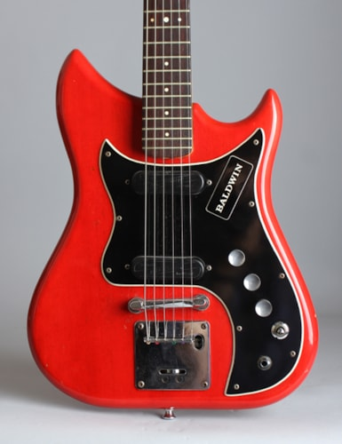 1965 Baldwin - Burns Nu-Sonic