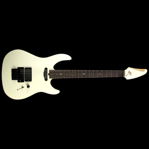 Brian Moore Used 2004 Brian Moore C90 EMG Electric Guitar Pearl White