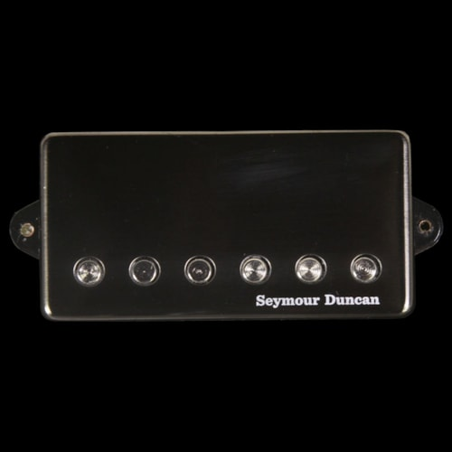 Seymour Duncan Jeff Loomis Signature Blackouts Bridge Pickup (Black)