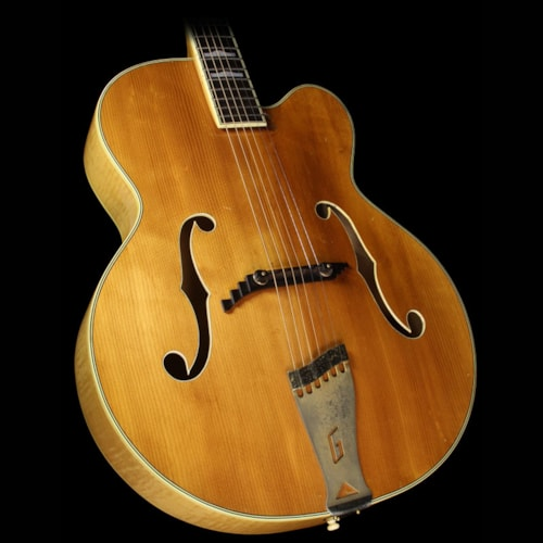 "Gretsch Used 1955 Gretsch 6039 ""Fleetwood"" Archtop Guitar Natural"