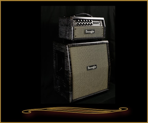 Mesa Boogie Mark Five:25 Head and Mini Rectifier 1x12 Slant Cabinet