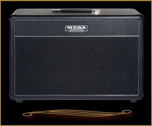 Mesa Boogie Lone Star™ 2x12 Extension Cabinet