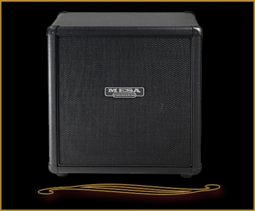 Mesa Boogie Mini Rectifier 1x12 Straight Cabinet