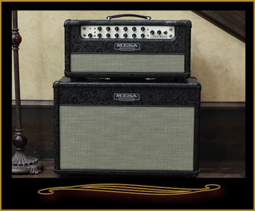 Mesa Boogie Lone Star™ Head and 2x12 Cabinet
