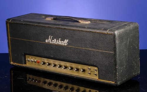1969 Marshall Super Tremolo 100W