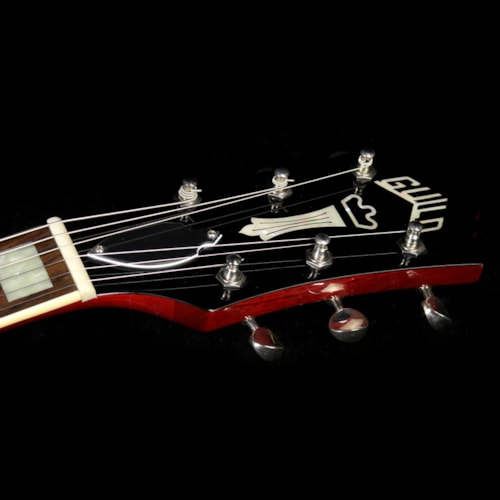 Guild® Used 2013 Guild® S-100 Polara™ Electric Guitar Cherry