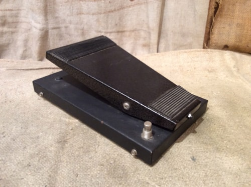 1987 Morley Black Gold Basic Wah model BWA