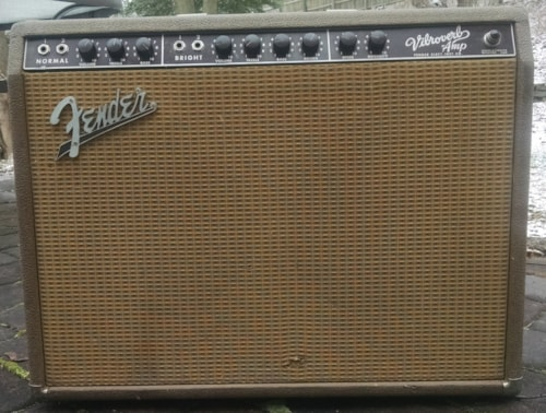 1963 Fender® Vibroverb REAL 2-10