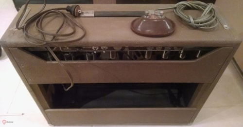 1963 Fender® Vibroverb REAL 2-10""