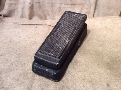 ~1972 Vox Cry Baby Wah Model 95-910511