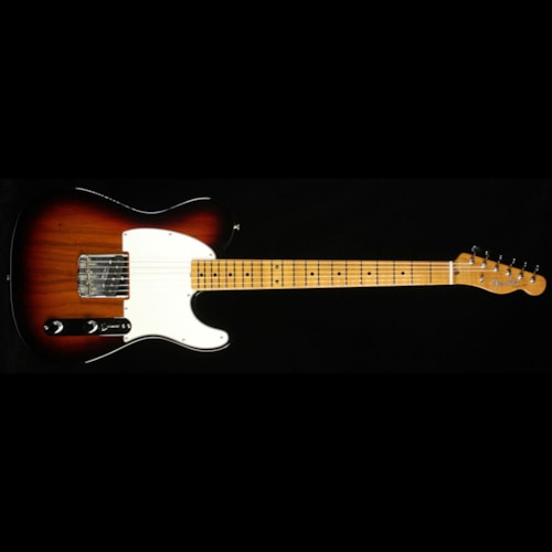 Fender Custom Shop '59 Roasted Ash Esquire Electric Guitar 3-Tone Sunburst