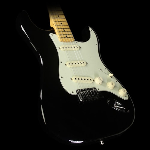 Fender® The Edge Signature Stratocaster® Electric Guitar Black