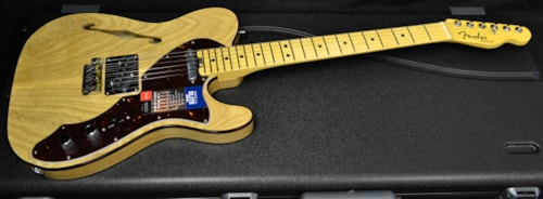 Fender® American Elite Thinlin Telecaster®
