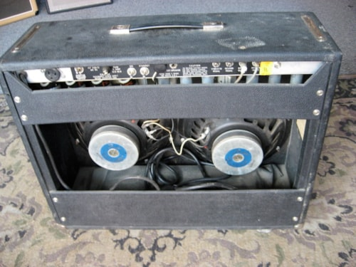 ~1979 Fender® Twin Reverb® amp