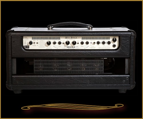 Mesa Boogie Lone Star Classic Medium Chassis Head