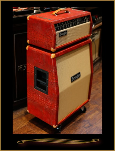 Mesa Boogie Mark V Head and Vertical 2x12 Cabinet