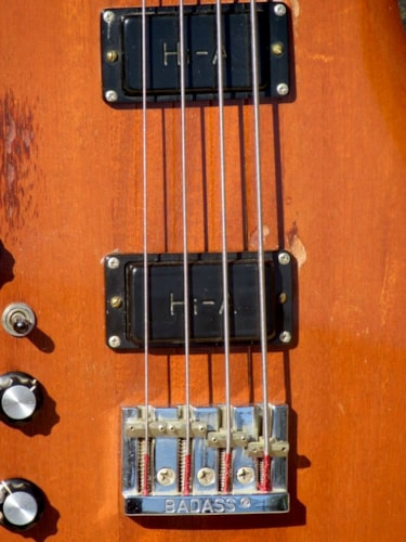 "1976 BC Rich Eagle Bass ""lefty"""