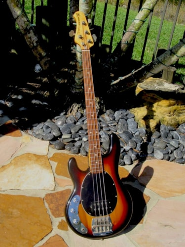 "1979 MusicMan Stingray Bass ""Lefty"""