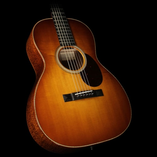 Santa Cruz Used Santa Cruz Custom Koa 1929 00 Acoustic Guitar Sunburst