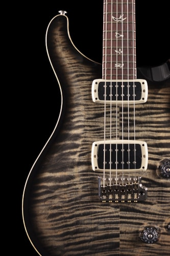 PRS Paul Reed Smith 408 MT Charcoal Burst 10 Top 408