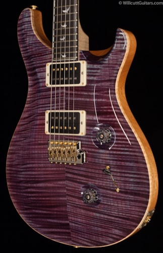 PRS Custom 24 30th Anniversary Artist Violet Flame Maple Neck (806) Custom 24