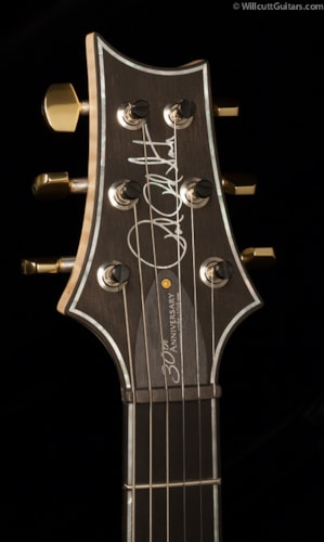 PRS Custom 24 Artist Black Gold 30th Anniversary (510) Custom 24