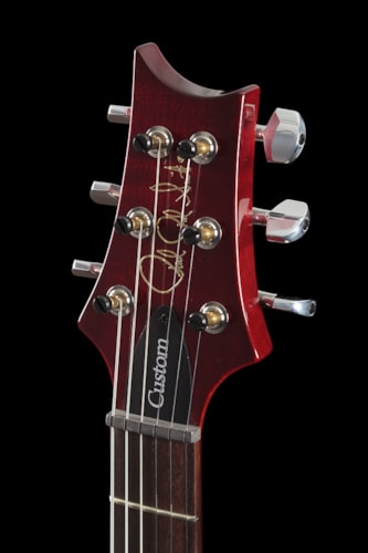PRS Custom 24 Black Cherry Quilt 10 Top (298) Custom 24