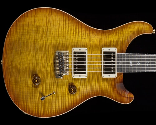 PRS Experience 2011 Custom 24 Limited Burnt Almond Custom 24