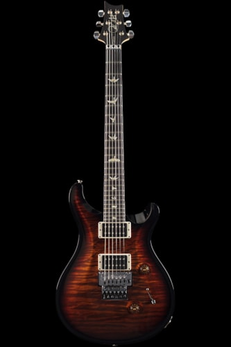 PRS Floyd Custom 24 Black Gold 10 Top (940) Custom 24