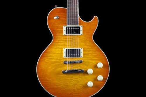 Collings City Limits Deluxe Amber Sunburst (527) City Limits Deluxe