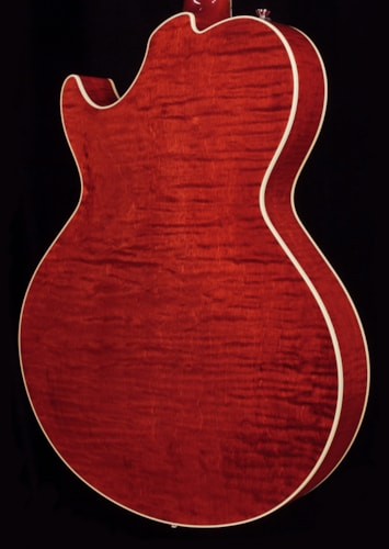 2014 Collings Eastside LC Dark Cherry Burst (171) Eastside LC