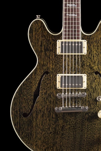 2014 Collings I-35 Deluxe Golden Dog Hair (800) I-35 Deluxe