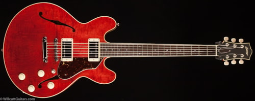 2014 Collings I-35 LC Deluxe Faded Cherry (504) I-35 Deluxe