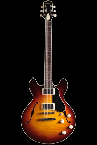 2014 Collings I-35 LC Deluxe Tobacco Sunburst (403) I-35 LC Deluxe