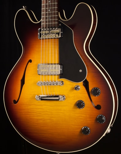2014 Collings I-35 LC Tobacco Sunburst Gold Foils (502) I-35 LC