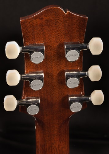 2014 Collings I-35 Tobacco Sunburst Throbaks (838) I-35