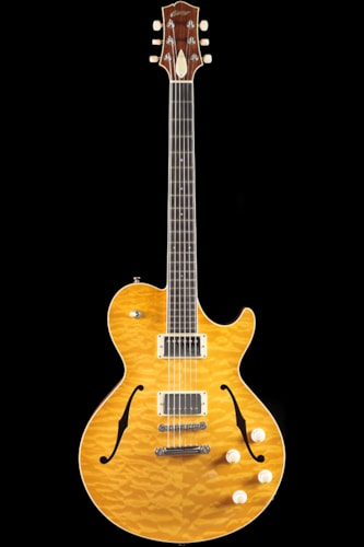 2014 Collings SoCo Deluxe Blonde (447) SoCo Deluxe