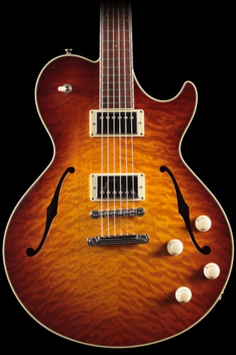 2013 Collings SoCo Deluxe Iced Tea Sunburst (376) SoCo Deluxe