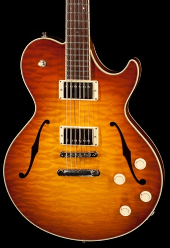 2014 Collings SoCo Deluxe Iced Tea Sunburst (469) SoCo Deluxe