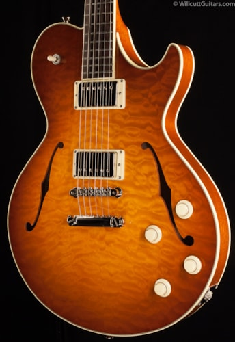2014 Collings SoCo Deluxe Iced Tea Sunburst (471) SoCo Deluxe