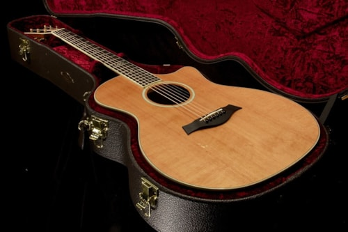 Taylor Willcutt Acoustic Suites Special Edition GAce Cocobolo (131) Willcutt Acoustic Suites Special Edition GAce