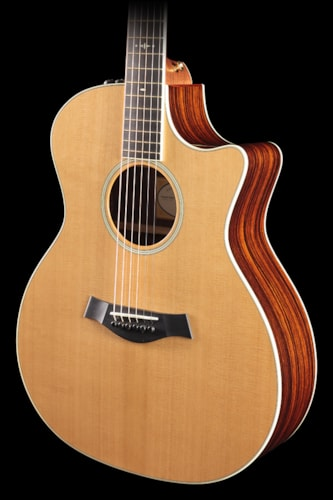 Taylor Willcutt Acoustic Suites Special Edition GAce Cocobolo (132) Willcutt Acoustic Suites Special Edition GAce