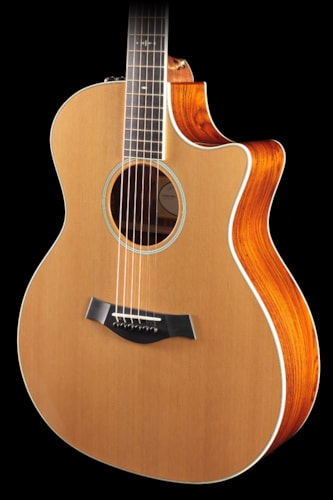 Taylor Willcutt Acoustic Suites Special Edition GAce Cocobolo (134) Willcutt Acoustic Suites Special Edition GAce