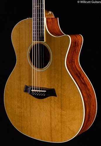 Taylor Willcutt Acoustic Suites Special Edition GAce Cocobolo (136) Willcutt Acoustic Suites Special Edition GAce